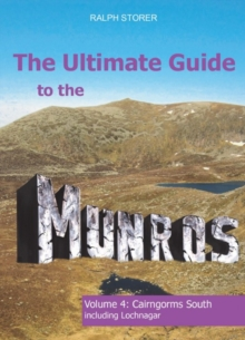 The The Ultimate Guide to the Munros : The Ultimate Guide to the Munros Volume 4, Paperback / softback Book