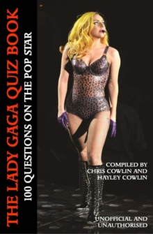 The Lady Gaga Quiz Book, EPUB eBook