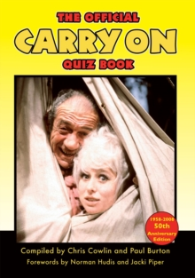 The Official Carry On Quiz Book, EPUB eBook