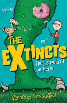 The Extincts, Paperback / softback Book