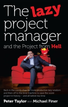 Lazy Project Manager and the Project from Hell, EPUB eBook