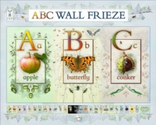 ABC Wall Frieze, Loose-leaf Book