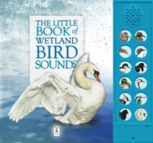 The Little Book of Wetland Bird Sounds, Hardback Book