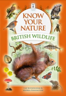 Know Your Nature: British Wildlife, Board book Book