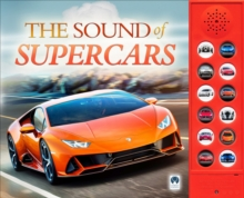 The Sound of Supercars, Board book Book