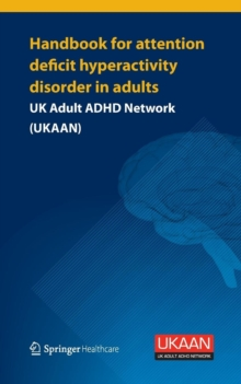 Handbook for Attention Deficit Hyperactivity Disorder in Adults, Paperback Book