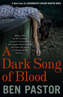 A Dark Song of Blood, Paperback / softback Book
