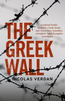 The Greek Wall, Paperback Book