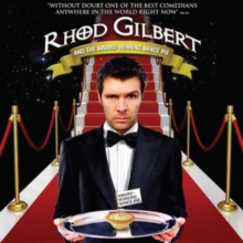 Rhod Gilbert Live : And the Award -Winning Mince Pie, CD-Audio Book