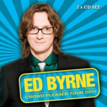 Ed Byrne : Crowdpleaser, CD-Audio Book