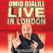 Omid Djalili Live in London, CD-Audio Book