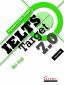 IELTS Target 7.0 Coursebook with CD, Board book Book