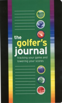 GOLFERS JOURNAL, Paperback Book