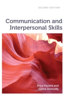 Communication and Interpersonal Skills, Paperback / softback Book