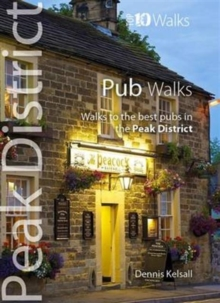 Pub Walks : Walks to the Best Pubs in the Peak District, Paperback Book