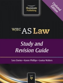 WJEC AS Law : Study and Revision Guide, Paperback / softback Book