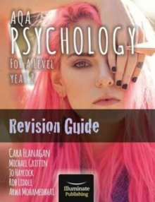 AQA Psychology for A Level Year 2 Revision Guide, Paperback Book