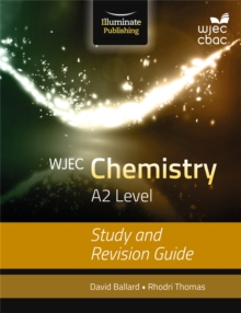 WJEC Chemistry for A2: Study and Revision Guide, Paperback Book
