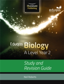 Eduqas Biology for A Level Year 2: Study and Revision Guide, Paperback / softback Book
