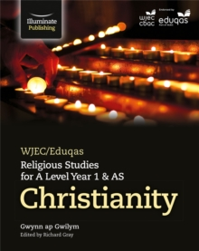 WJEC/Eduqas Religious Studies for A Level Year 1 & AS - Christianity, Paperback Book