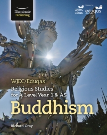 WJEC/Eduqas Religious Studies for A Level Year 1 & AS - Buddhism, Paperback Book