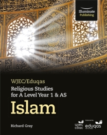 WJEC/Eduqas Religious Studies for A Level Year 1 & AS - Islam, Paperback Book