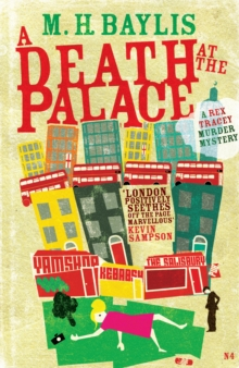 Death at the Palace, Paperback Book