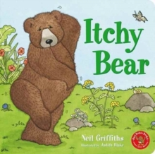 Itchy Bear, Board book Book