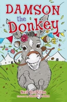 Damson the Donkey, Paperback Book