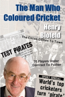 The Man Who Coloured Cricket, Paperback / softback Book