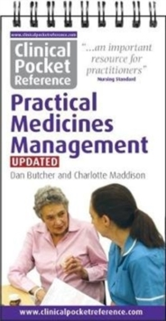 Clinical Pocket Reference Practical Medicines Management : Updated, Spiral bound Book