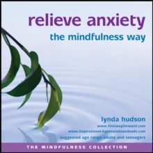 Relieve Anxiety the Mindfulness Way, eAudiobook MP3 eaudioBook