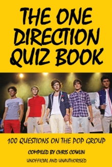 The One Direction Quiz Book, EPUB eBook