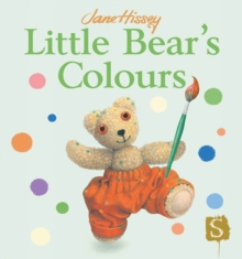 Little Bear's Colours, Board book Book