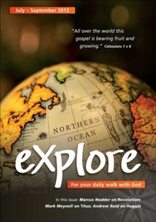 EXPLORE 63 JULY SEPT 2013, Paperback Book