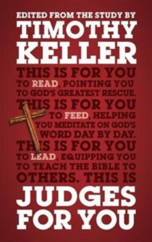 Judges For You : For reading, for feeding, for leading, Paperback / softback Book