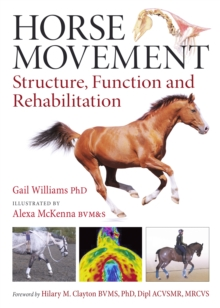 Horse Movement : Structure, Function and Rehabilitation, Hardback Book