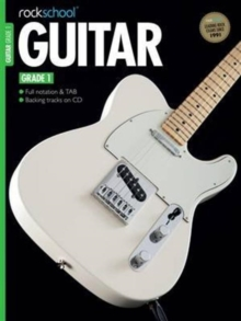 Rockschool Guitar Grade 1 (2012-2018), Mixed media product Book