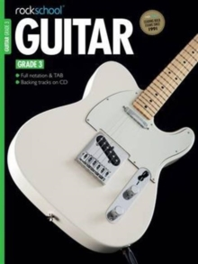 Rockschool Guitar : Grade 3 (2012-2018), Mixed media product Book