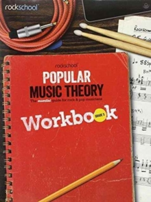 Rockschool Popular Music Theory Workbook Grade 5, Paperback Book