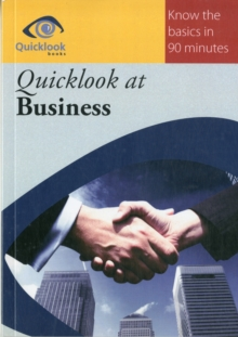 Quicklook at Business, Paperback Book