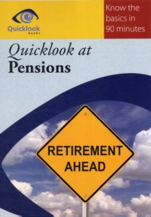 Quicklook at Pensions, Paperback Book
