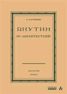 Rhythm in Architecture, Paperback / softback Book