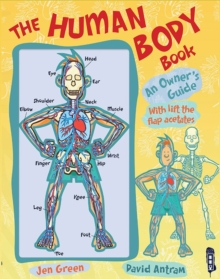 The Human Body Book : An Owner's Guide, Hardback Book