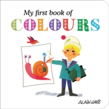 My First Book of Colours, Board book Book