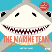 Mibo: The Marine Team, Hardback Book