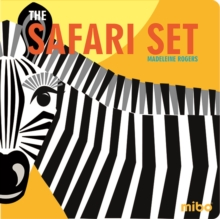 Mibo: The Safari Set BB, Board book Book