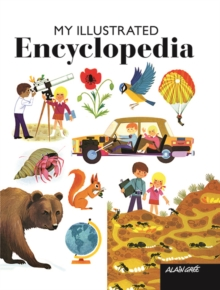 My Illustrated Encyclopedia, Hardback Book