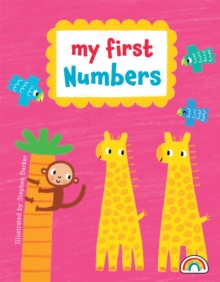 My First Numbers : No. 2, Hardback Book