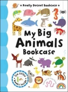My Big Animals Bookcase, Board book Book